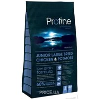 Фото Profine Junior Large Breed Chicken & Potatoes 3 кг