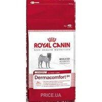 Фото Royal Canin Medium Dermacomfort 10 кг