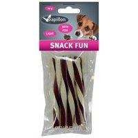 Фото Papillon Snack Fun cэндвич-спираль с уткой и треской 50 гр