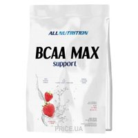 Фото All Nutrition BCAA Max Support 1000g (100 servings)