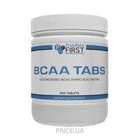 Фото PharmaFirst BCAA 320 tabs