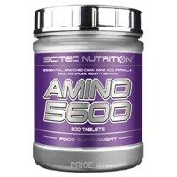 Фото Scitec Nutrition Amino 5600 200 tabs