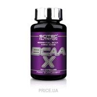 Фото Scitec Nutrition BCAA-X 120 caps