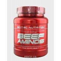 Фото Scitec Nutrition Beef Aminos 500 tabs (125 servings)
