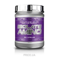 Фото Scitec Nutrition Isolate Amino 250 caps