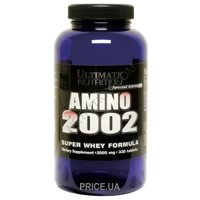 Фото Ultimate Nutrition Amino 2002 330 tabs