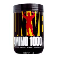 Фото Universal Nutrition Amino 1000 500 caps