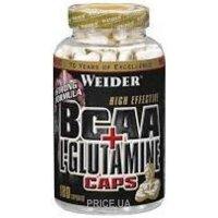 Фото Weider BCAA+L-Glutamine 180 caps