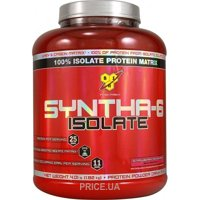 Фото BSN Syntha-6 Isolate 1820 g