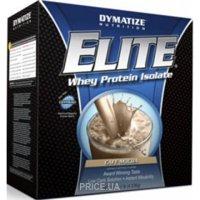 Фото Dymatize Elite Whey Protein 4540 g