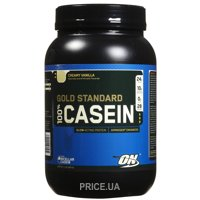Фото Optimum Nutrition 100% Casein Protein 909 g