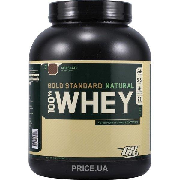 Сывороточный протеин - Optimum Nutrition 100% Whey Gold