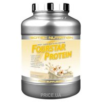 Фото Scitec Nutrition Fourstar Protein 2000 g