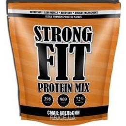 Фото Strong FIT Protein Mix 909 g