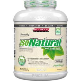 Фото AllMax Nutrition IsoNatural 2.27 kg