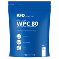 Фото KFD Nutrition Regular WPC 80 750 g