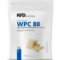 Фото KFD Nutrition Premium WPC 80 700 g