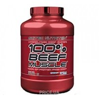 Фото Scitec Nutrition 100% Beef Muscle 3180 g (30 servings)