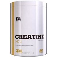 Фото FA Nutrition Creatine HCL 300 g (60 servings)
