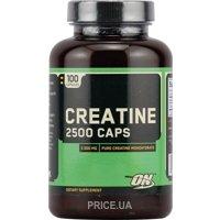 Фото Optimum Nutrition Creatine 2500 Caps 100 caps