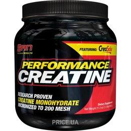 Фото SAN Performance Creatine 600 g (120 servings)