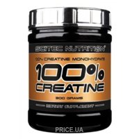Фото Scitec Nutrition Creatine 100% Pure 300 g (60 serv)