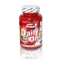 Фото Amix Daily One tbl 60 tabs