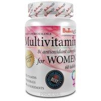 Фото BioTech Multivitamin for Women, 60 tabs