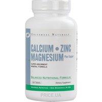Фото Universal Nutrition Calcium Zinc Magnesium 100 tabs