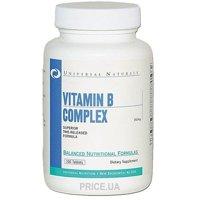 Фото Universal Nutrition Vitamin B-Complex 100 tabs