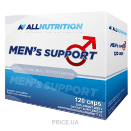 Фото All Nutrition Men's Support 120 caps