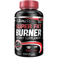 Фото BioTech Super Fat Burner 120 tabs (30 servings)