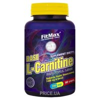 Фото FitMax Base L-Carnitine 90 caps