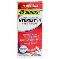 Фото MuscleTech Hydroxycut Pro Clinical 100 caps