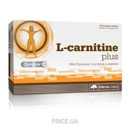 Фото Olimp Labs L-Carnitine Plus 80 tabs
