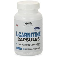 Фото VPLab L-Carnitine Capsules 90 caps