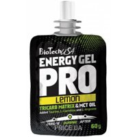 Фото BioTech Energy Gel Pro 60 g