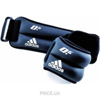 Фото Adidas Ankle/Wrist Weights 2x0,5 kg (ADWT-12227)