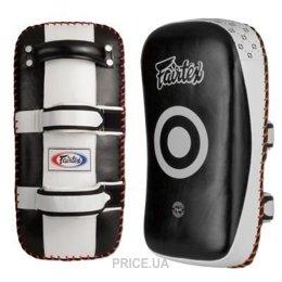 Фото Fairtex Extra Thick Curved Kick Pads KPLC3