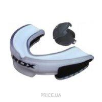 Фото RDX Капа боксерская Gel 3D Elite White