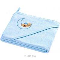 Фото Sensillo Махровое полотенце Медвежонок 100х100 Blue (SILLO-4161)
