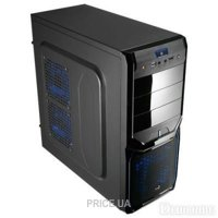 Сравнить цены на Aerocool V3X Advance Evil Blue Edition 550W Black