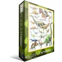 Фото EuroGraphics Динозавры Юрского периода (6000-0099)