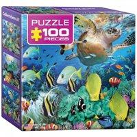 Фото EuroGraphics Путишествие морской черепахи (8104-0626)