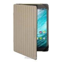 Фото PocketBook Обложка 2-Sided Case для SurfPad 4M черный/бежевый (PBPUC-S4-78-2S-BK-BE)