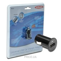 Фото DIGITUS USB MiniCharger black (84113)