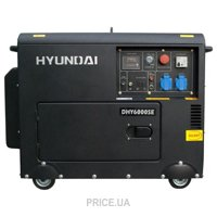 Фото Hyundai DHY6000 SE