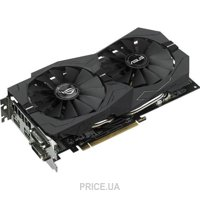 Фото ASUS Radeon RX 470 ROG STRIX OC 4Gb (STRIX-RX470-O4G-GAMING)