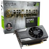 Фото EVGA GeForce GTX 1060 3GB SC GAMING (03G-P4-6162-KR)