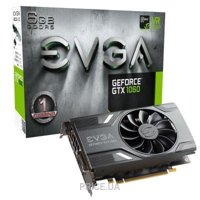 Фото EVGA GeForce GTX 1060 6Gb GAMING (06G-P4-6161-KR)